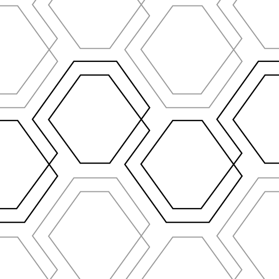 DIAGONAL-PLAID-HEXIES72