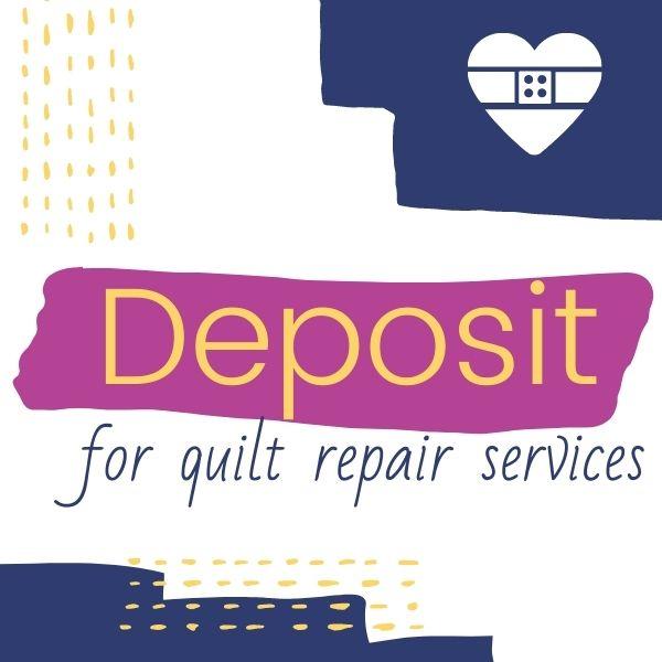 Deposit for Repair