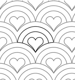 rainbow hearts72