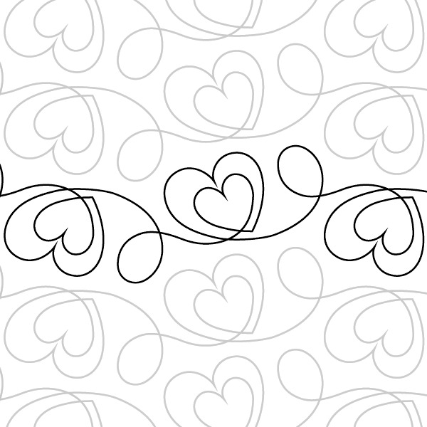 two of hearts bw7272